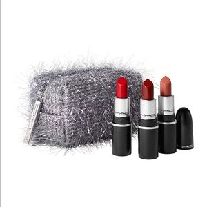 MAC Mini Lipstick Set - Reds